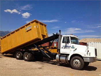 The Good Guys at Earthwise Dumpster Rentals