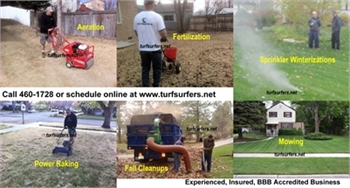 Turf Surfers LLC (experienced & insured)