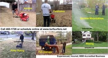Turf Surfers LLC (experienced & insured)