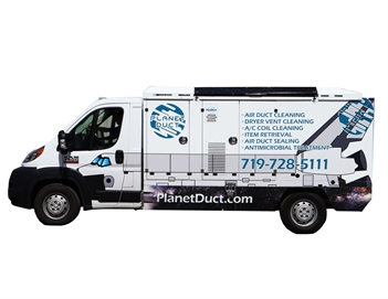 Planet Duct, Colorado Springs best air duct cleaning company
