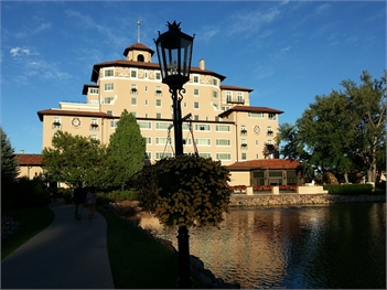 The Broadmoor Hotel - Colorado Springs