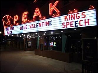 Kimball's Peak Three Theater