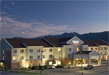 Fairfield Inn & Suites Colorado Springs North/Air Force Academy
