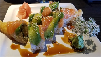 Yummy Roll at Jun's!