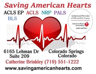 Colorado Springs AHA Certifications