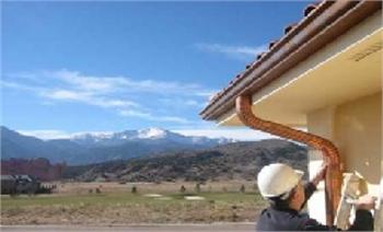Rocky Mountain GutterGlove - Gutter Guard Installation