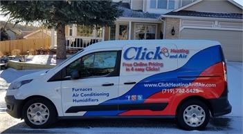 Click Heating and Air, LLC