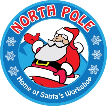 The North Pole - Home of Santa's Workshop