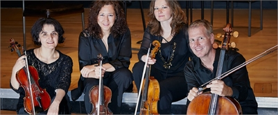 Veronika String Quartet 2016/17 Season