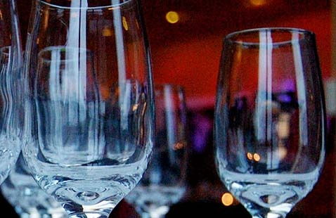 The Curious Palate: Wine Tasting Class
