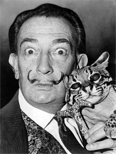 Salvador Dalí: INFERNO, PURGATORIO, PARADISO