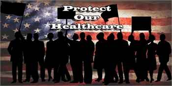 Protect Our Healthcare Rally - COS