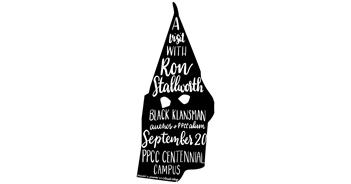 Visit with Ron Stallworth, Black Klansman author and PPCC alum