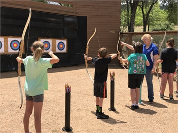 Summer Archery Camp