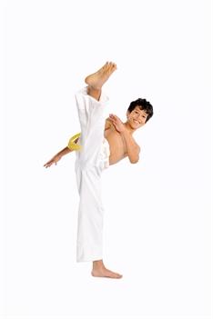 FREE Intro to Capoeira