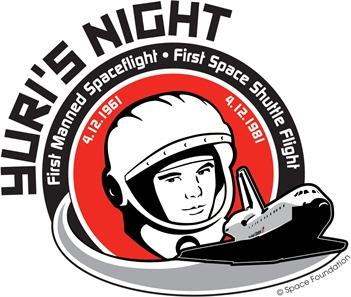 Space Foundation Yuri's Night
