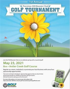Precizion 509 Booster Club Golf Tournament