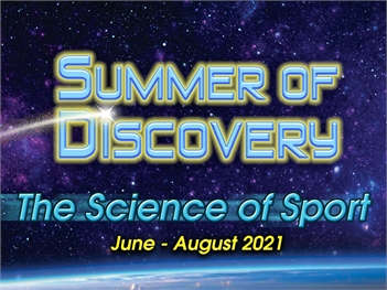 Summer of Discovery Workshop: Paralympians