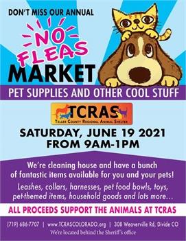 TCRAS No Fleas Market - Pet Supplies and Other Cool Stuff