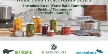 Home Food Preservation Series - Pickling