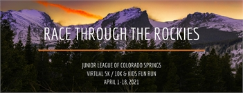 Fostering Fitness:  Race Through The Rockies