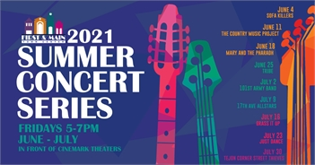 First and Main Summer Concert Series