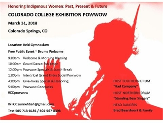 Colorado College Exhibition Powwow