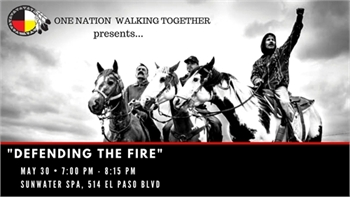Monthly One Nation Film Festival Screening: Defending the Fire
