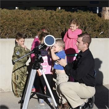 Homeschool Day: Astronomy