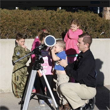 Homeschool Day: Astronomy