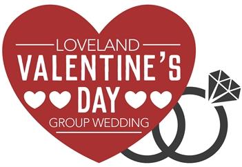 Loveland Valentine's Day Group Wedding