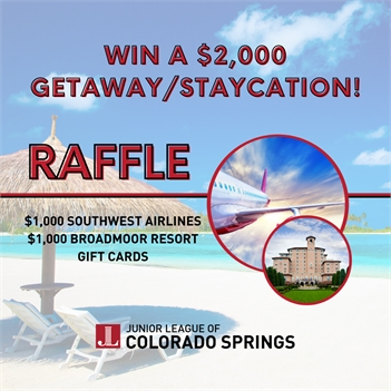 JLCS Vacation Grand Prize Raffle