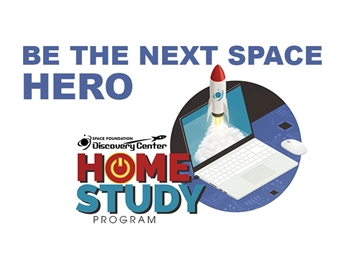 Virtual Home Study Program: Heroes of Space Industry with a Star Wars Twist
