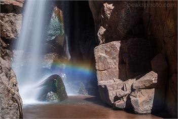 Rainbow Falls Weed Removal Volunteer Day