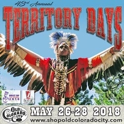 Territory Days - Old Colorado City