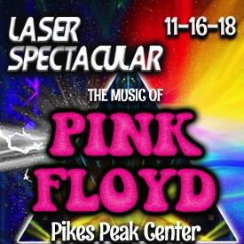 Pink Floyd Laser Spectacular - Cancelled!