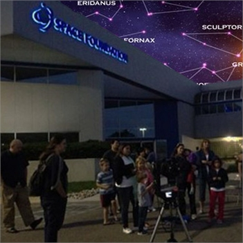 Family Star Party: Constellations