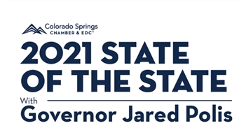 2021 State of the State w/ Governor Jared Polis - Virtual