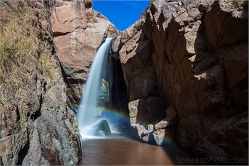 Photography Opportunity at Rainbow Falls