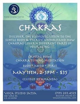 Chakras - Sacred Centers