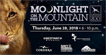 Moonlight on the Mountain 2018