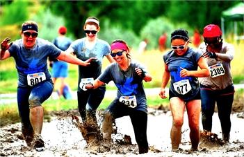 BIGDOGBRAG The Colorado Mud Run 2021
