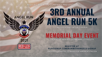 3rd Annual Angel Run 5K