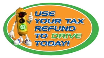 Come on by for our Tax Refund Event! Matching Down Payments up to $1000!