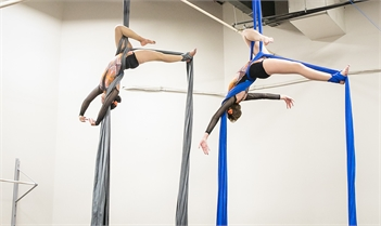 MT SHADOWS AERIAL SILKS SPONSORS OUTREACH TO COMMUNITIES OF COLOR