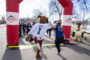 Special Olympics CO: Colorado Springs Polar Plunge Roulette & 5k