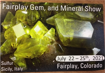 Fairplay Gem, Mineral & Jewelry Show