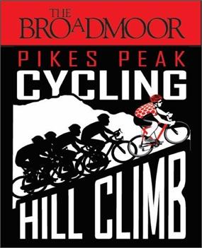 Pikes Peak Cycling Hill Climb