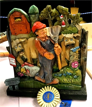 Pikes Peak Whittlers Annual Woodcarving and Woodworking Show