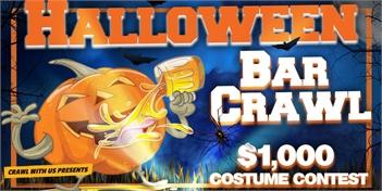 The 4th Annual Halloween Bar Crawl - Colorado Springs